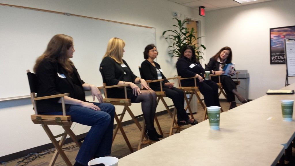 Feb 2015 Panel: Expanding Your Circle of Influence